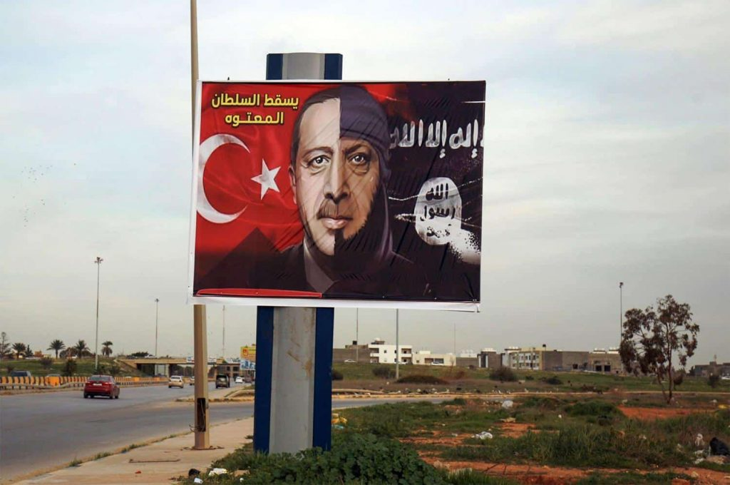 Iσλαμική «ΒΟΜΒΑ» Ερντογάν στον Καύκασο – Παγκόσμιος σάλος με αποκάλυψη ΜΜΕ